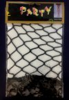 12Pair x Lace Fishnet Thigh High Party Stocking - Black